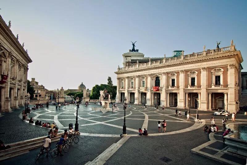 卡比托利欧广场