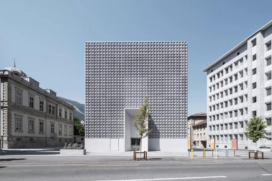 库尔州立艺术博物馆扩建