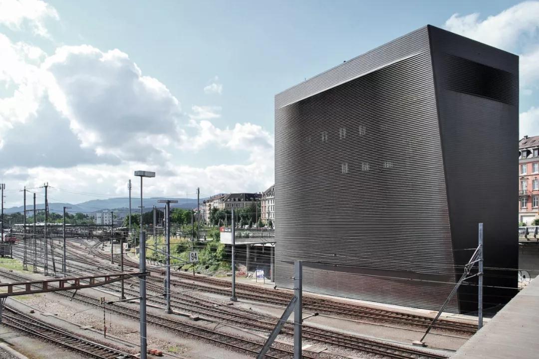 巴塞尔铁路信号站
