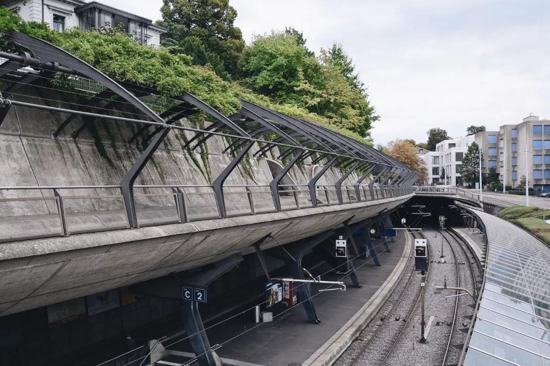 斯达德霍芬火车站