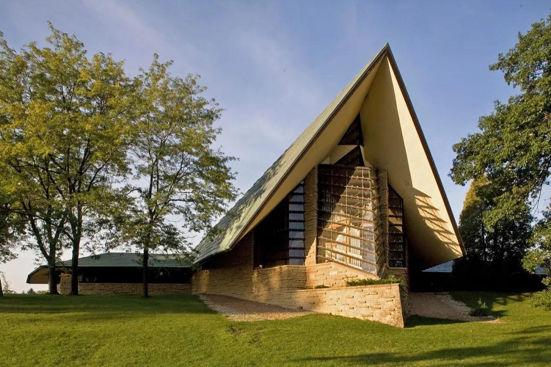 第一唯一神教会堂