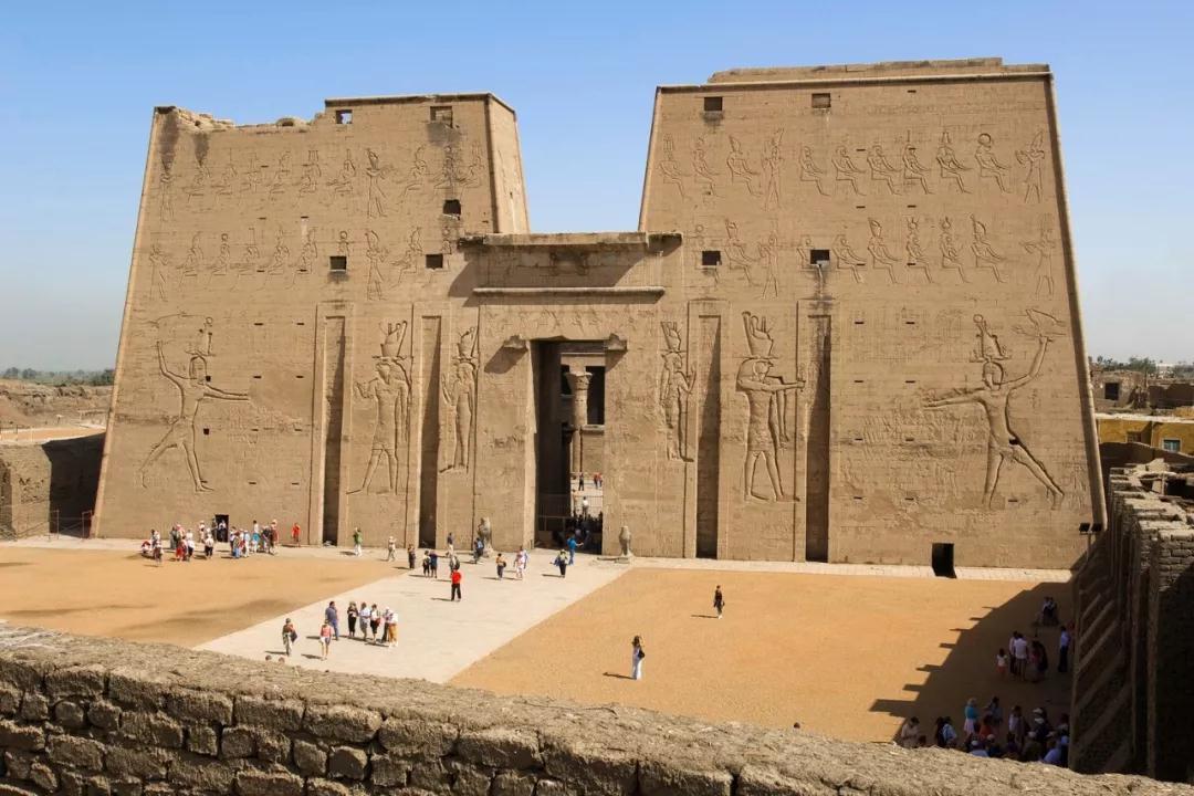 伊德富的荷鲁斯神庙