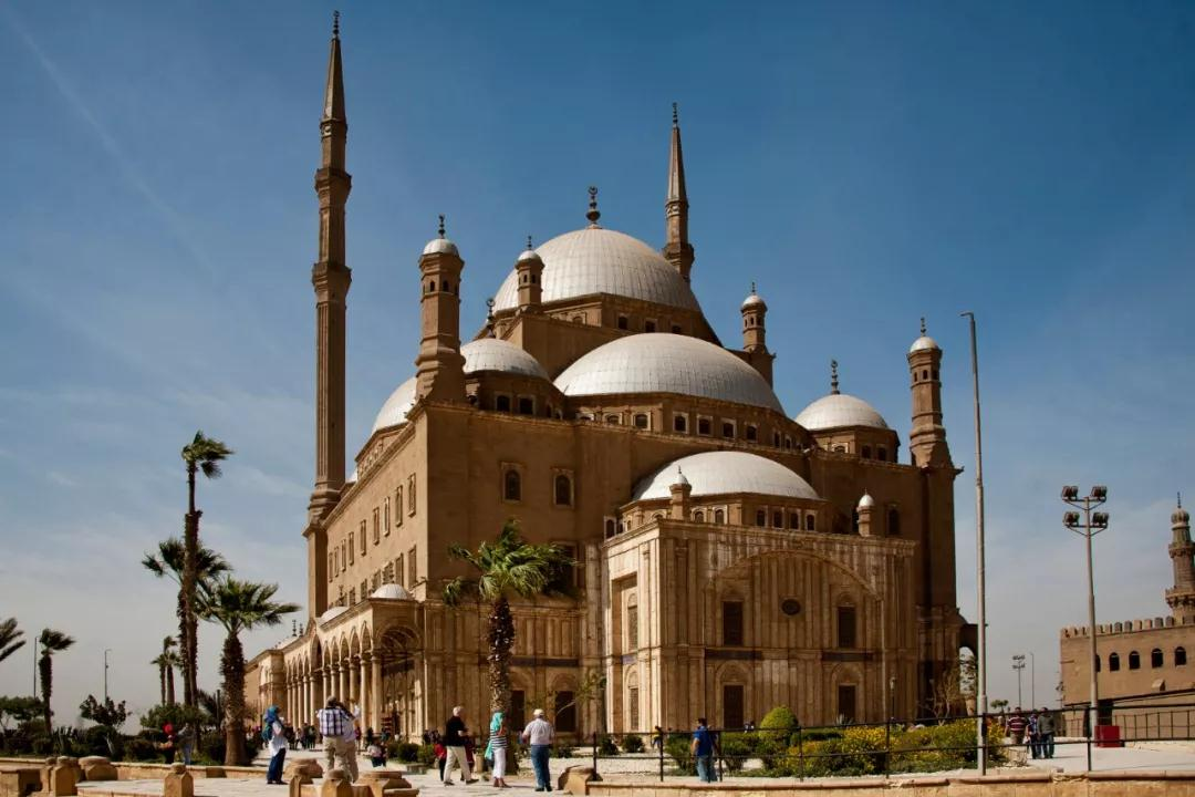 开罗大城堡区