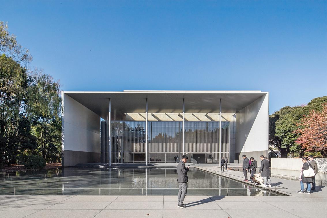 东京国立博物馆·法隆寺宝物馆