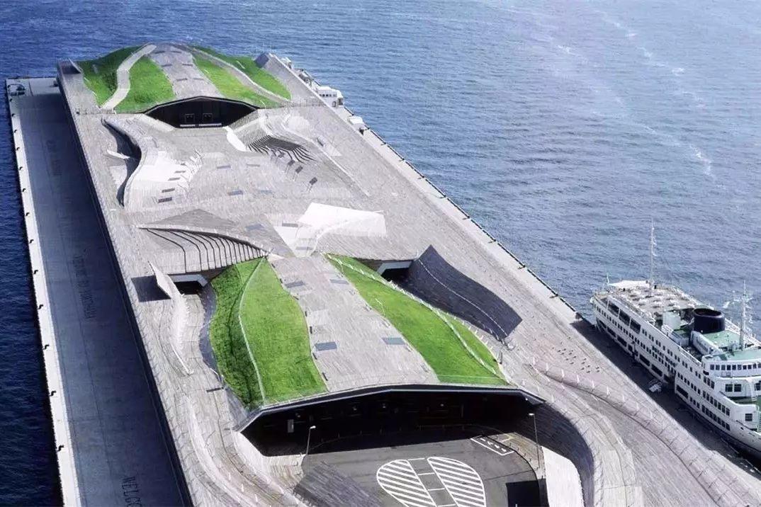 横滨国际码头