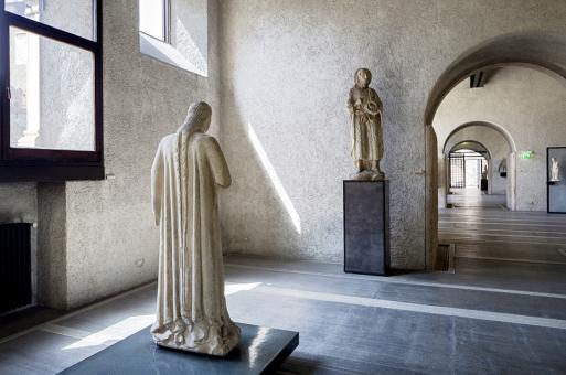 经典再读10 | 古堡博物馆:用手术刀般精准的改造,复活一座沉睡的城堡
