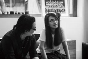 郭錫恩與胡如珊 x 王珞丹:建筑里面有它的靈魂