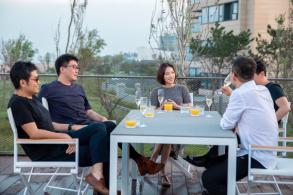 建筑師們 x 王珞丹:建筑的過去和未來
