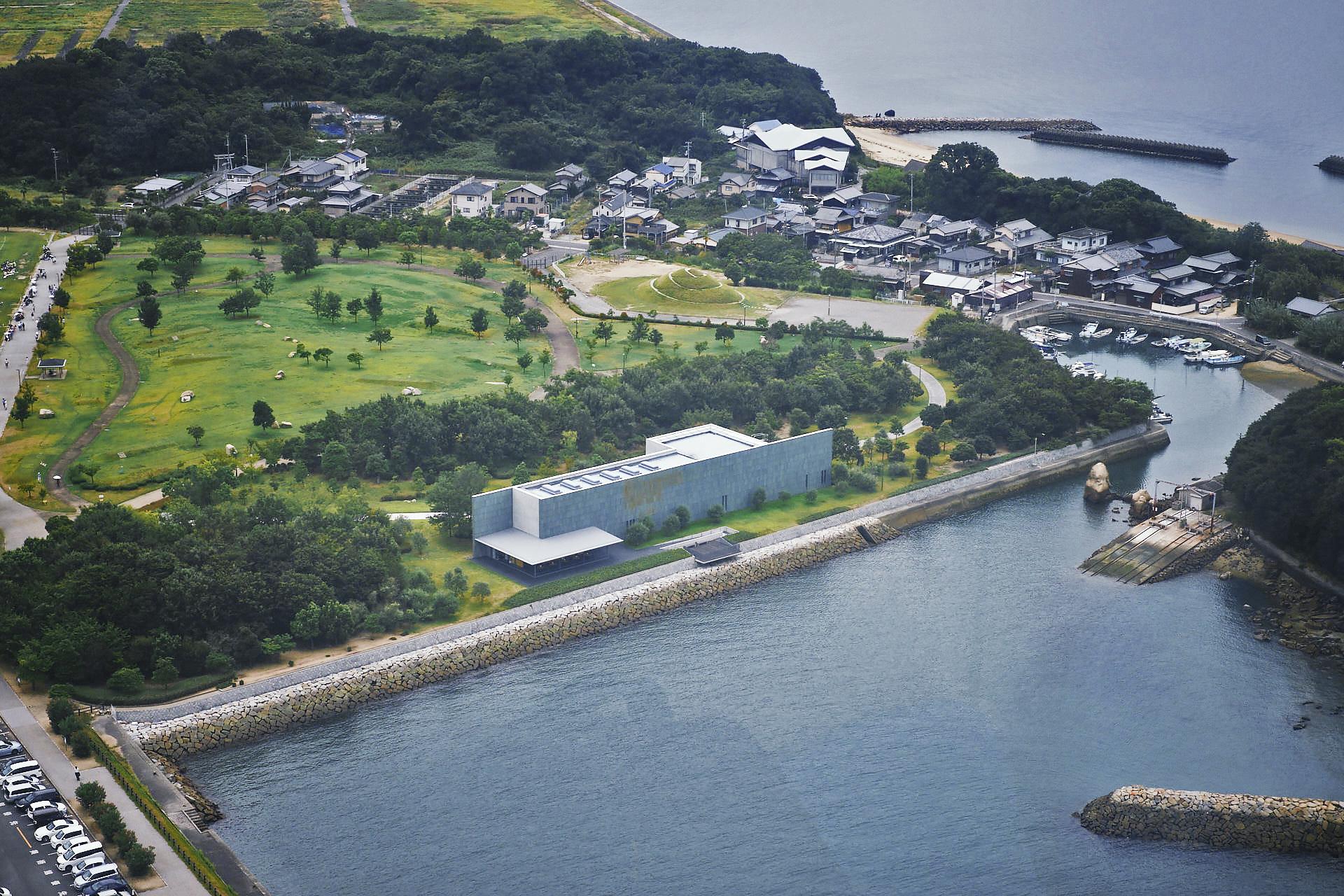 东山魁夷濑户内海美术馆
