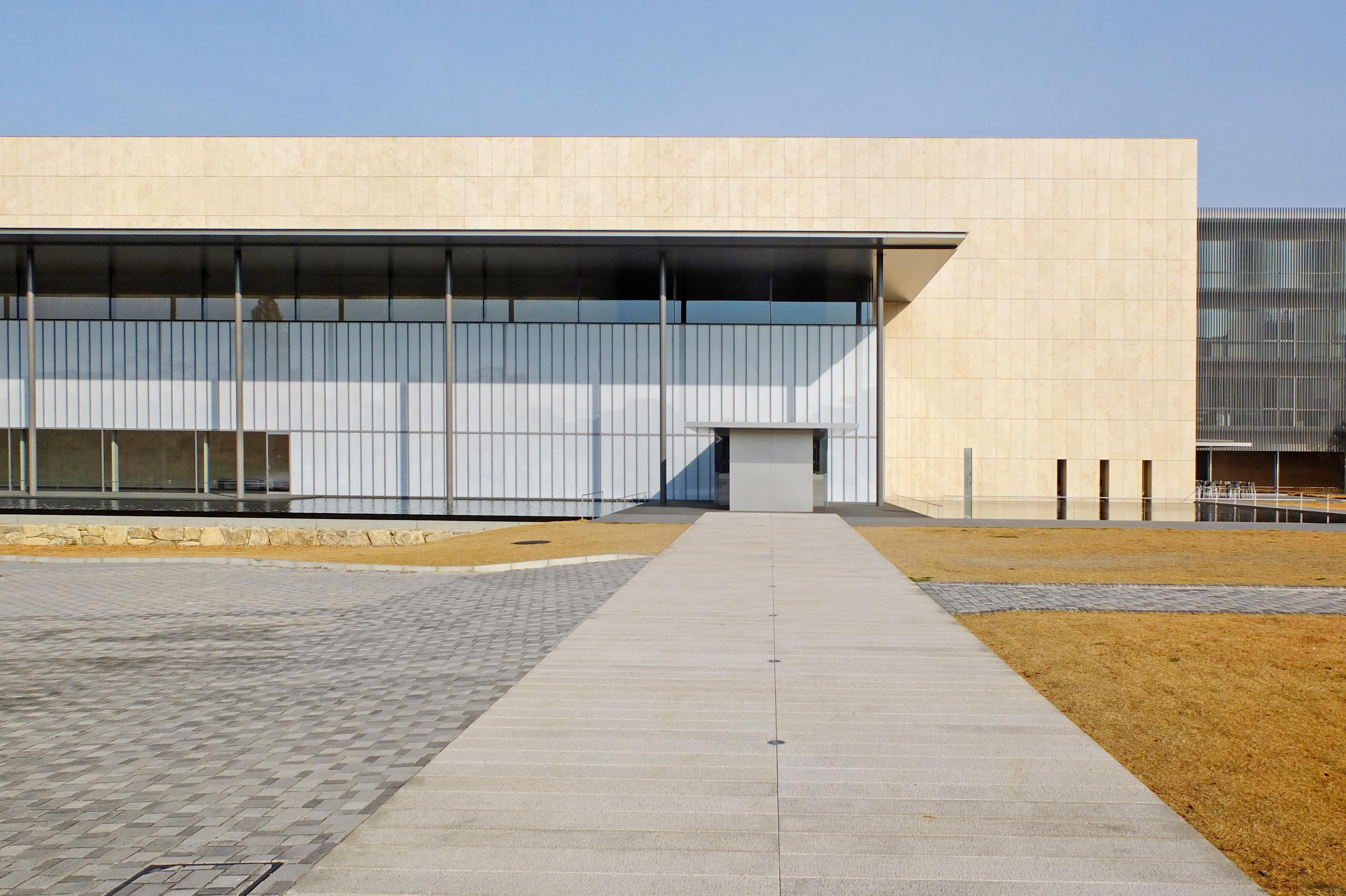京都国立博物馆·平成知新馆