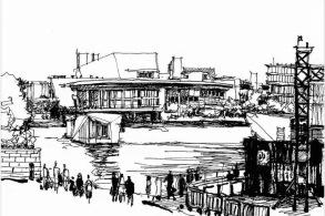 王海康:速写一座城 | 建筑绘44