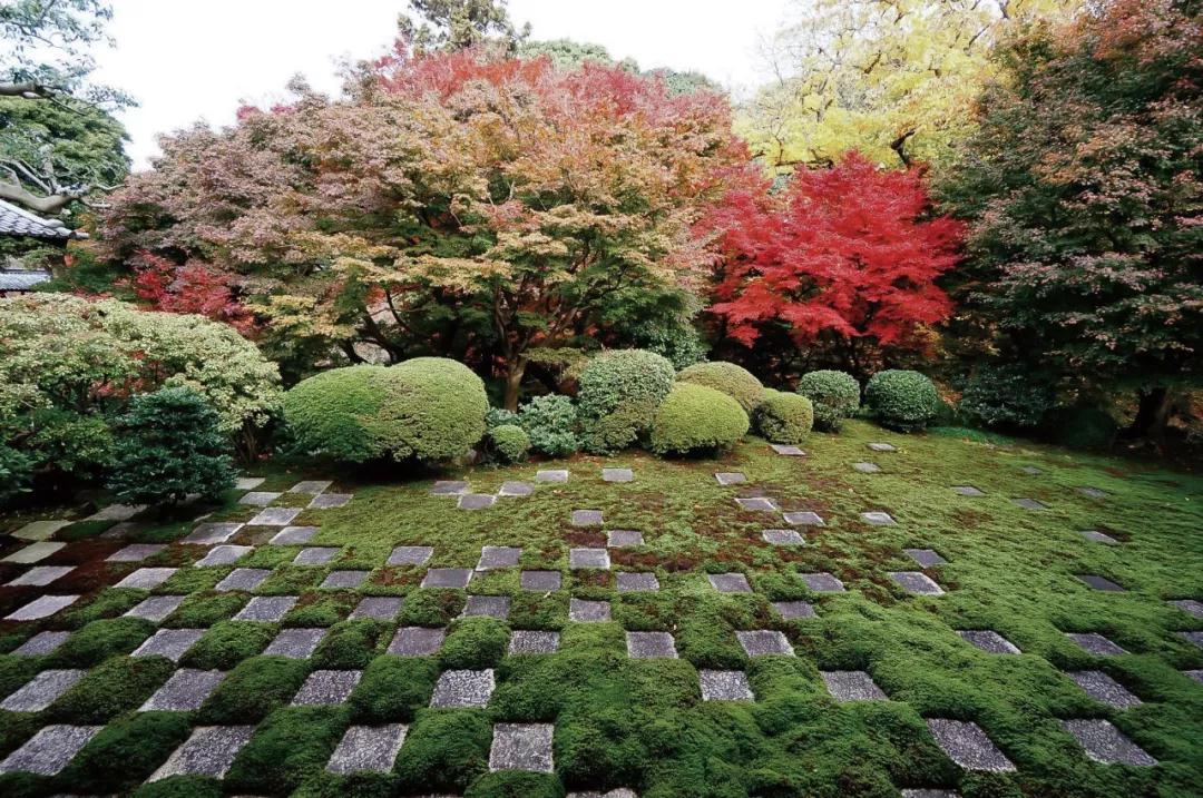1.方丈庭园