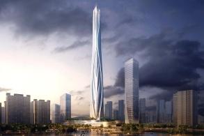 或创新高,AS+GG公布深港国际中心竞赛获胜方案