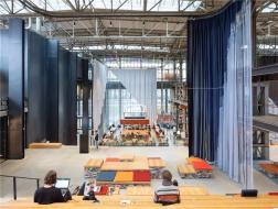 荷兰有座无所不能的图书馆:LocHal / Mecanoo