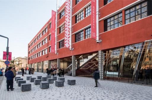 OMA最新作品:北京尤伦斯当代艺术中心改造完成