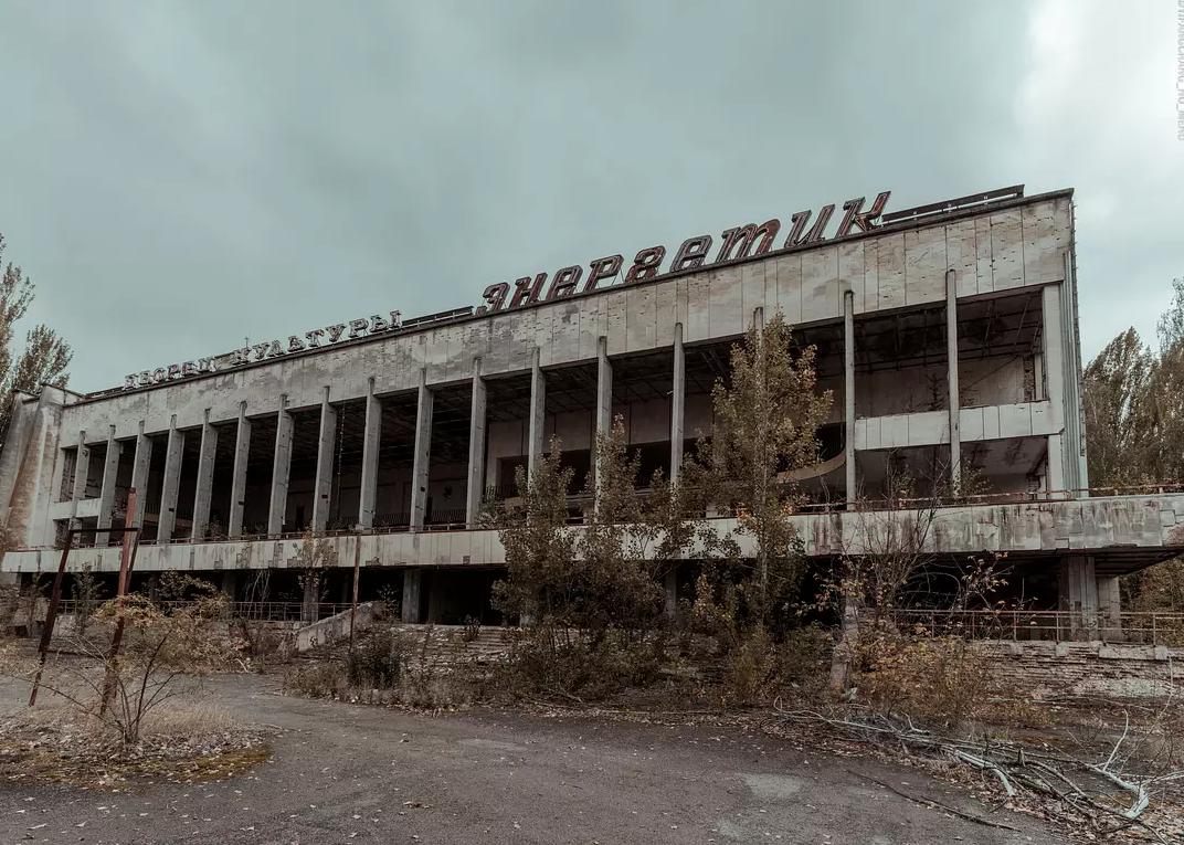 人类消失后的世界:切尔诺贝利,基辅废墟及苏联未来主义建筑之旅