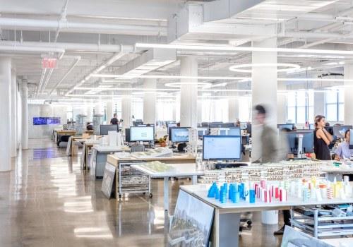 BIG如何打造自己的新办公室?