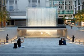 米兰、巴黎、澳门......福斯特与苹果在全球合作设计的10间零售店