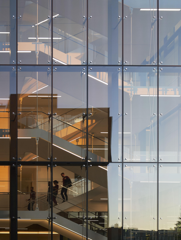 华盛顿大学西雅图_华盛顿大学生命科学楼:新一代科学人的协作空间 / Perkins+Will ...