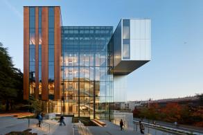 华盛顿大学生命科学楼:新一代科学人的协作空间 / Perkins+Will