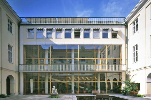 经典再读17 | 哥德堡法院扩建:瑞典式优雅