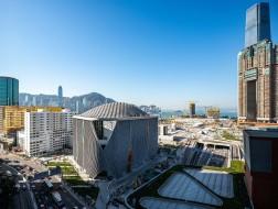 香港的现代梨园:西九戏曲中心 / 吕元祥建筑师事务所 + Revery Architecture