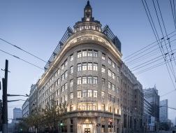 与古为新:东亚银行浦西大楼保护修缮工程 / 华建集团历史建筑保护设计院