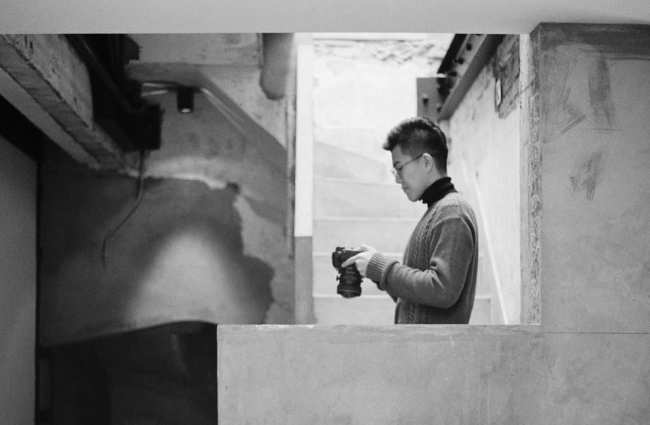 中国建筑摄影师28 | 杨天周:在日常中超越日常
