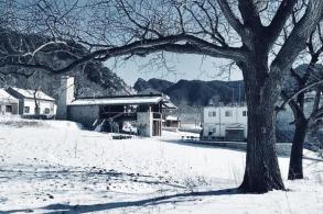 假如回归需要一个理由:蓝田县九间房镇油坊坪村 / 中国建筑西北设计研究院有限公司