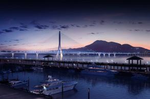 建筑一周 | 哈德逊广场开业,The Vessel赚足眼球,扎哈建筑事务所台北淡江大桥开工建设