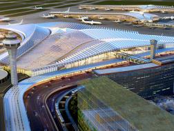 她击败福斯特、SOM、卡拉特拉瓦,赢得奥黑尔机场85亿美元扩建项目