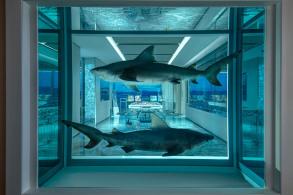 下榻地 | 顶级艺术家Damien Hirst在赌城造了一场20万美元的梦