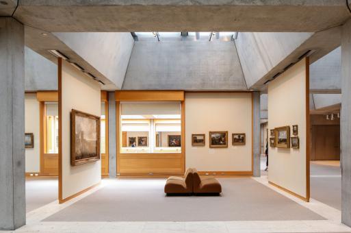 经典再读25 | 耶鲁大学英国艺术中心:康最后的美术馆