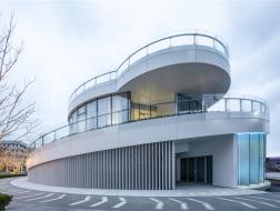 多重漫步系统:运河万科中心·创新体验中心 / 上海汇乘建筑设计咨询有限公司