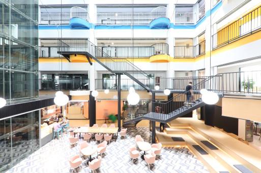 杭州万科时代公社 / 北京大观建筑设计