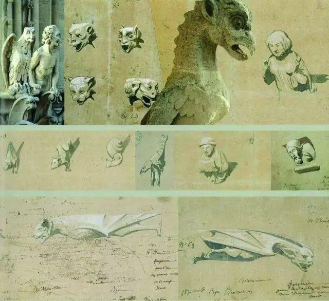 深度 | 大火之前的800年:巴黎圣母院建造及保护的历程与方法论