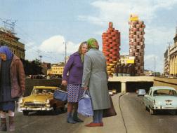 失去功能与尺度的前苏联城市长什么样?