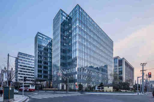 透明的核心:凯滨国际大厦 / 致正建筑工作室