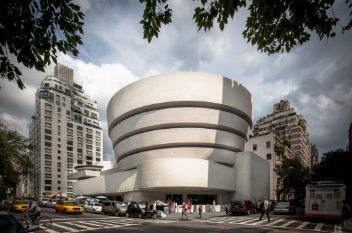 经典再读26   纽约古根海姆博物馆:赖特的革命