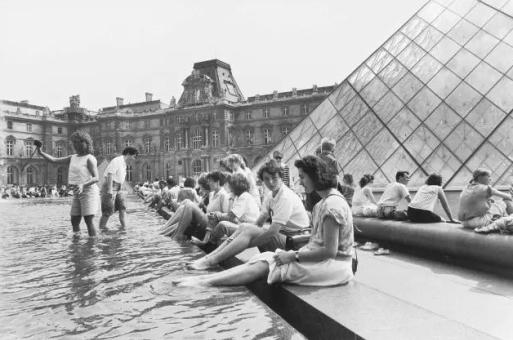 """贝聿铭:""""大卢浮宫""""30年,争议与和解"""