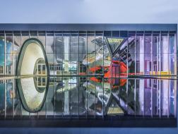菏泽广州路壹号院照明设计:突破视觉经验的光潜能 | 推广