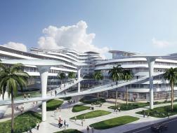 方案   海洋天堂:马尔代夫临空经济区 / CAA建筑事务所