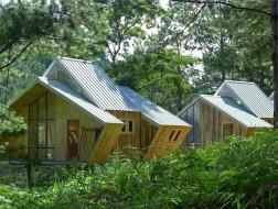 消隐于山谷:Ta Nung Homestay经理办公室 / MyAn Architect