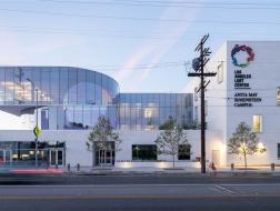建筑一周   Leong Leong与KFA完成洛杉矶LGBT中心;Cadaval&Solà-Morales完成剧院改造