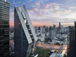 曼谷新地标:曼谷瑰丽酒店 / KPF