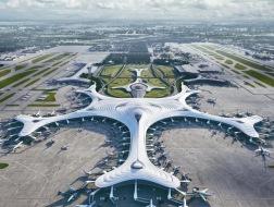 "MAD最新设计公布:哈尔滨新机场""北国冰花"""