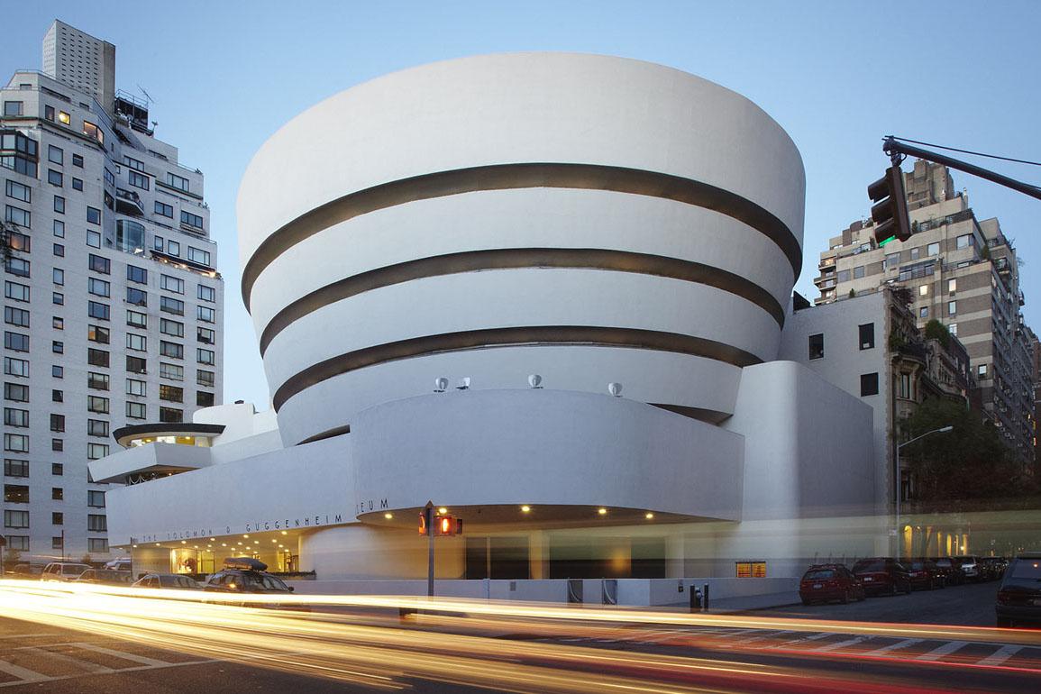海贝斯_经典再读26   纽约古根海姆博物馆:赖特的革命 – 有方