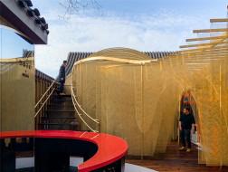 RSAA/庄子玉工作室新作:北京四合院里的感CAFÉ