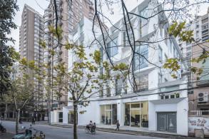 上海老街區的靜謐之地:華山路U-CUBE改造 / 上海日清建筑設計有限公司