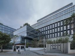 新型仓储办公建筑:海格云链 / C&Y开朴艺洲设计机构